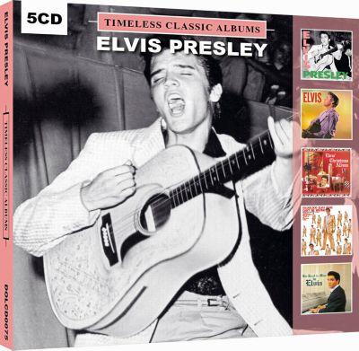 Elvis Presley, 5 CDs