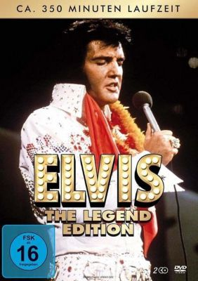 Elvis Presley Gold Edition Box