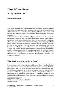 Elwyn Simons: A Search for Origins - Produktdetailbild 1