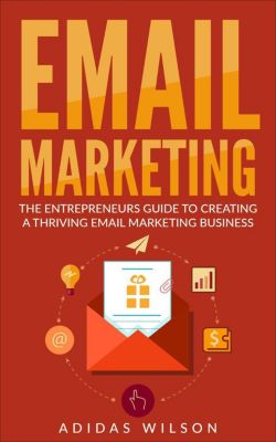 Email Marketing - The Entrepreneurs Guide To Creating A Thriving Email Marketing Business, Adidas Wilson