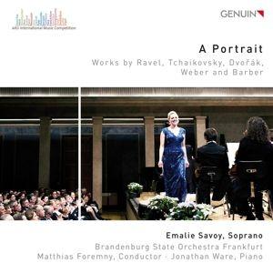 Emalie Savoy-A Portrait-Ard Music Comp.2015, E. Savoy, Foremny, Ware, Brandenburg State Orch.