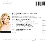 Emalie Savoy-A Portrait-Ard Music Comp.2015 - Produktdetailbild 1