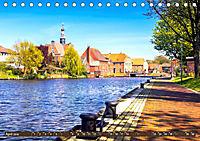 EMDEN maritime Seehafenstadt (Tischkalender 2019 DIN A5 quer) - Produktdetailbild 4