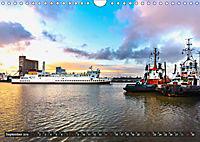 EMDEN maritime Seehafenstadt (Wandkalender 2019 DIN A4 quer) - Produktdetailbild 9