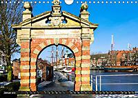 EMDEN maritime Seehafenstadt (Wandkalender 2019 DIN A4 quer) - Produktdetailbild 1