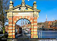 EMDEN maritime Seehafenstadt (Wandkalender 2019 DIN A2 quer) - Produktdetailbild 1