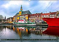 EMDEN maritime Seehafenstadt (Wandkalender 2019 DIN A2 quer) - Produktdetailbild 2