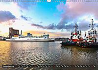EMDEN maritime Seehafenstadt (Wandkalender 2019 DIN A3 quer) - Produktdetailbild 9