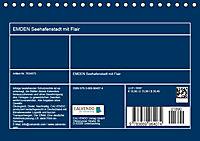 EMDEN Seehafenstadt mit Flair (Tischkalender 2019 DIN A5 quer) - Produktdetailbild 13