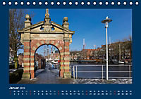 EMDEN Seehafenstadt mit Flair (Tischkalender 2019 DIN A5 quer) - Produktdetailbild 1