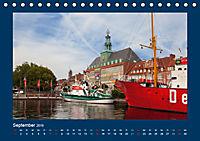 EMDEN Seehafenstadt mit Flair (Tischkalender 2019 DIN A5 quer) - Produktdetailbild 9