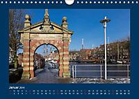 EMDEN Seehafenstadt mit Flair (Wandkalender 2019 DIN A4 quer) - Produktdetailbild 1