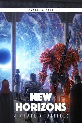 Emerilia: New Horizons (Emerilia, #4), Michael Chatfield
