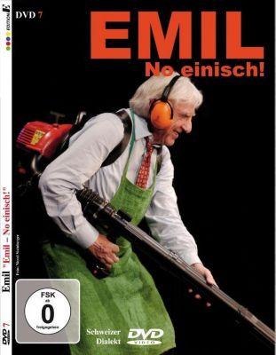 Emil - No einisch!, 1 DVD, Emil Steinberger