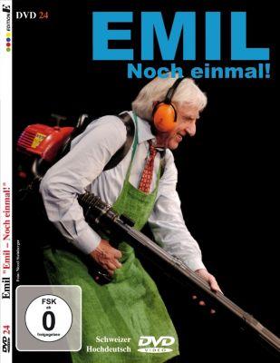 Emil Steinberger - Emil: Noch einmal!, Emil Steinberger