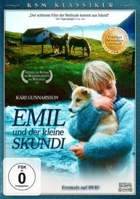 Emil und der kleine Skundi, Gudmundur Olafsson