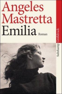 Emilia, Großdruck, Ángeles Mastretta