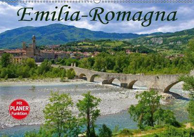 Emilia-Romagna (Wandkalender 2019 DIN A2 quer), k.A. LianeM