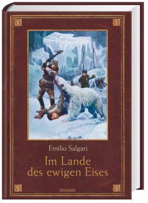 Emilio Salgari, Im Lande des ewigen Eises, Emilio Salgari