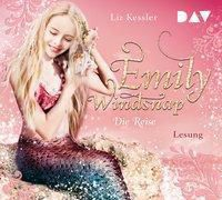 Emily Windsnap - Die Reise, 4 Audio-CDs, Liz Kessler