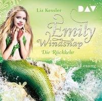 Emily Windsnap - Die Rückkehr, 2 Audio-CDs, Liz Kessler