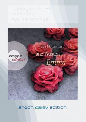 Emma, 1 MP3-CD (DAISY Edition), Jane Austen