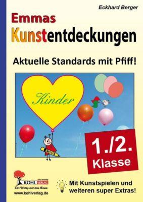 Emmas Kunstentdeckungen (1.-2. Schuljahr), Eckhard Berger