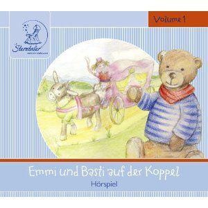 Emmi & Basti auf der Koppel, 1 Audio-CD, Katja Ruhl