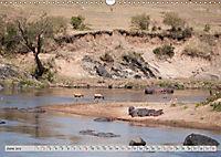 Emotional Moments: Lucky Hippo / UK-Version (Wall Calendar 2019 DIN A3 Landscape) - Produktdetailbild 6