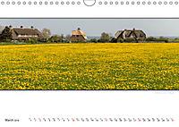 Emotional Moments: Sylt de Luxe - The Most Beautiful German Island. / UK-Version (Wall Calendar 2019 DIN A4 Landscape) - Produktdetailbild 3