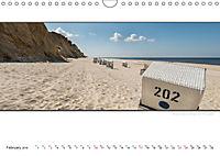 Emotional Moments: Sylt de Luxe - The Most Beautiful German Island. / UK-Version (Wall Calendar 2019 DIN A4 Landscape) - Produktdetailbild 2