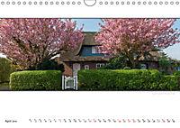 Emotional Moments: Sylt de Luxe - The Most Beautiful German Island. / UK-Version (Wall Calendar 2019 DIN A4 Landscape) - Produktdetailbild 4