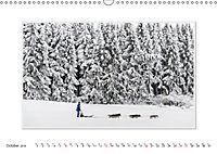 Emotional Moments: The Art of Huskys. UK-Version (Wall Calendar 2019 DIN A3 Landscape) - Produktdetailbild 10