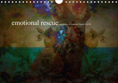 emotional rescue (Wall Calendar 2019 DIN A4 Landscape), Edmund Nagele F.R.P.S.