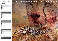 Emotionale Momente: African DreamsCH-Version (Tischkalender 2019 DIN A5 quer) - Produktdetailbild 4