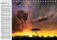 Emotionale Momente: African DreamsCH-Version (Tischkalender 2019 DIN A5 quer) - Produktdetailbild 12