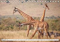Emotionale Momente: Giraffen, die höchsten Tiere der Welt. (Tischkalender 2019 DIN A5 quer) - Produktdetailbild 11