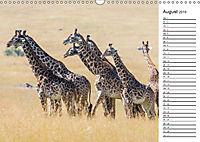 Emotionale Momente: Giraffen, die höchsten Tiere der Welt. (Wandkalender 2019 DIN A3 quer) - Produktdetailbild 8