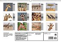 Emotionale Momente: Giraffen, die höchsten Tiere der Welt. (Wandkalender 2019 DIN A3 quer) - Produktdetailbild 13