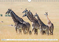 Emotionale Momente: Giraffen, die höchsten Tiere der Welt. (Wandkalender 2019 DIN A4 quer) - Produktdetailbild 8