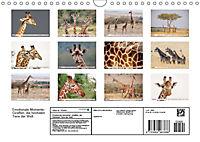 Emotionale Momente: Giraffen, die höchsten Tiere der Welt. (Wandkalender 2019 DIN A4 quer) - Produktdetailbild 13