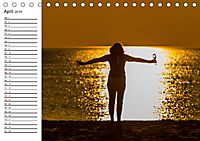 Emotionale Momente: Sylt in Gold. (Tischkalender 2019 DIN A5 quer) - Produktdetailbild 4