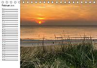 Emotionale Momente: Sylt in Gold. (Tischkalender 2019 DIN A5 quer) - Produktdetailbild 2