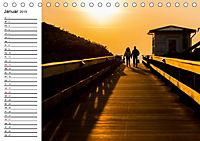 Emotionale Momente: Sylt in Gold. (Tischkalender 2019 DIN A5 quer) - Produktdetailbild 1