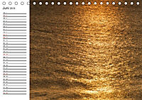 Emotionale Momente: Sylt in Gold. (Tischkalender 2019 DIN A5 quer) - Produktdetailbild 6