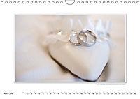 Emotionale Momente: Unser Hochzeitsjahr. (Wandkalender 2018 DIN A4 quer) - Produktdetailbild 4