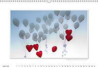 Emotionale Momente: Unser Hochzeitsjahr. (Wandkalender 2018 DIN A3 quer) - Produktdetailbild 6
