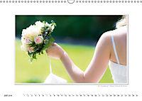 Emotionale Momente: Unser Hochzeitsjahr. (Wandkalender 2018 DIN A3 quer) - Produktdetailbild 7
