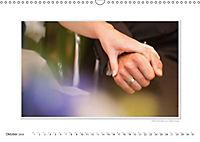 Emotionale Momente: Unser Hochzeitsjahr. (Wandkalender 2018 DIN A3 quer) - Produktdetailbild 10