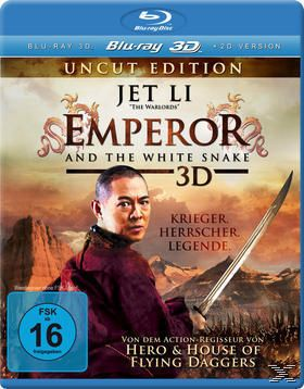 Emperor and the White Snake - 3D-Version, N, A